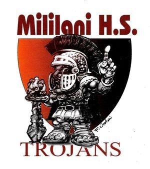 Mililani Trojans- mascot