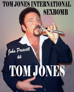 TRIBUTE TO TOM JONES
