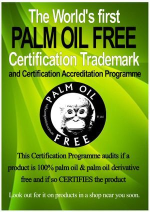 palm oil free for our earth