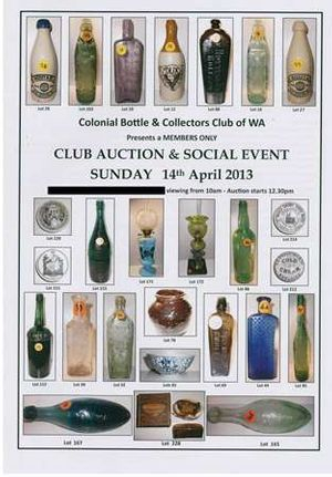 Example of our Auction Catalogue
