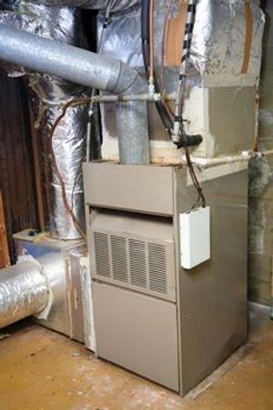 Furnace maintenance repair efficiency