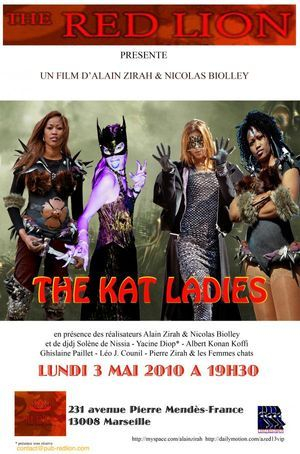 The Kat Ladies - le pilote de 36mn - 2009