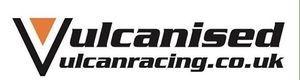 """Vulcan Racing Team Stickers """"Vulcanised"""""""