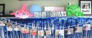 underwater birthday decorations