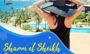 sharmel sheikh pushime me charter