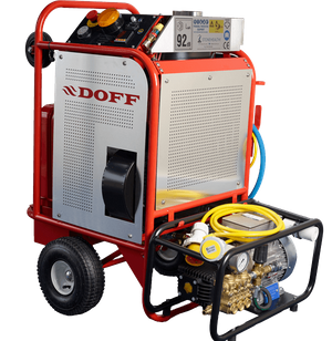 Doff cleaning service throughout Ireland