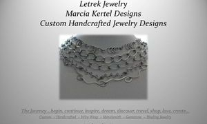 Letrek Jewelry by Marcia Kertel Designs - Our Brand Story. Video Letrek Jewelry