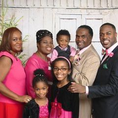 The First Family of Mt Bethel COG