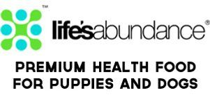 Lifes Abundance Dog Food Puppy Food Holistic Pet food High Quality Grain Free