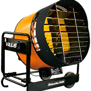 Val6 Radiant Heaters