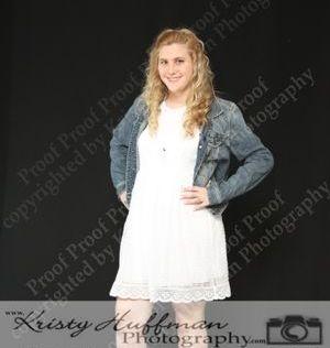 Girl Senior Pics