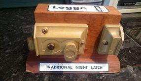 Wood door locks, night latches, learn how to pick them and bypass them, fit them and fix them  www.taylorslocksmiths.co.uk