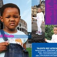 South Africa Child Actor