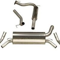 Piper Exhaust FN2 Stainless Exhaust