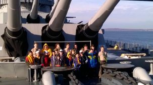 Cub Scout Pack 633 North Branford Battleship Cove