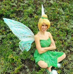 tinkerbell fairy princess los angeles wings character ideas birthday