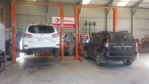 WOF, Service and Mechanical Repairs