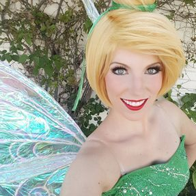los angeles character entertainment fairy tinkerbell
