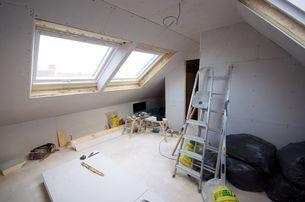 loft conversion steel beams