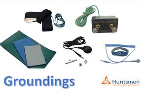 Grounding items photo