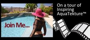 Swimming pool and spa design idea video, Join me for a tour.