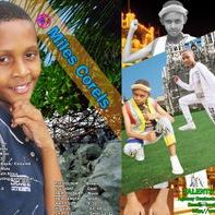 South African Colored Child Actor