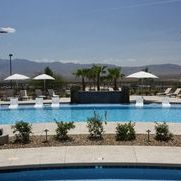 Commercial design-build swimming pool and spa project Mesquite, NV