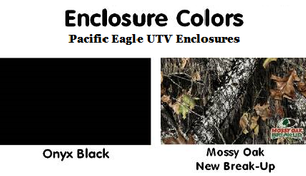 Pacific Eagle color chart