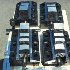 "7.87"" x 14.17"" or 200mm x 360mm Vertical Boring Mill Jaws"