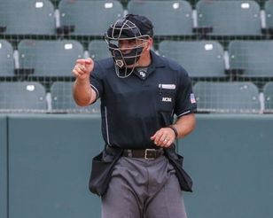 Bradley Hungerford, California Umpire Assoc. Instructional Chair