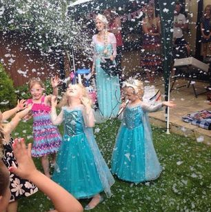 frozen party essex
