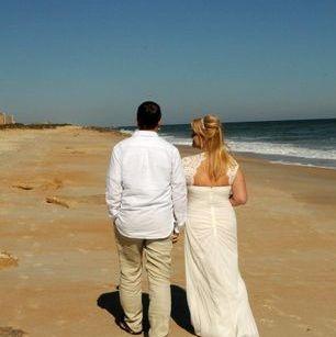 Beach Wedding Si Como No Inn