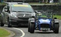 Dan Ludlow Caterham 7 Castle Combe Racing 2013