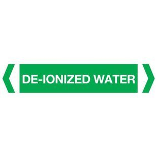 De-Ionized Water Supply