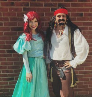 Pirate and Princess Party Braintree