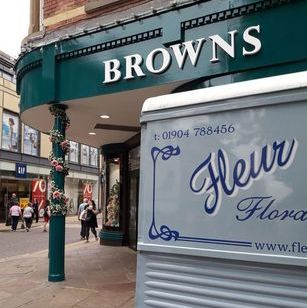 Event York Browns shop