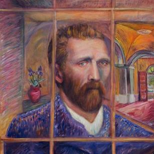 Van Gogh tribute, a tribute to Vincent Van Gogh