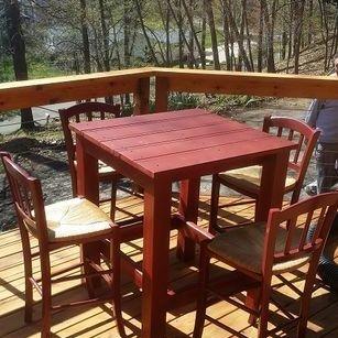 Cedar Outdoor Adirondack