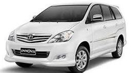 Toyota innova car rental