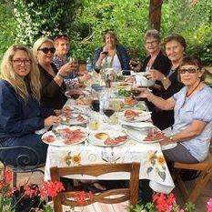 """<img src=""""australian womens travel.jpg alt=womens tours,travel group having farm lunch in Tuscany """">"""