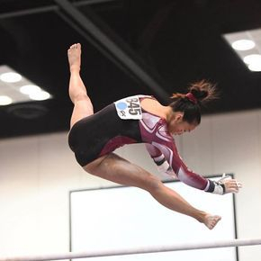 Tia Bars Level 10 Nationals