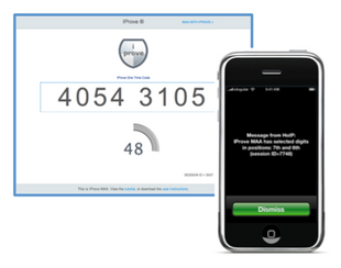 Mobile Assisted Authentication by HoIP Telecom