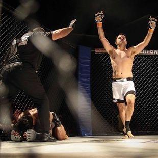 MMA redhill Wez Lucas MMA