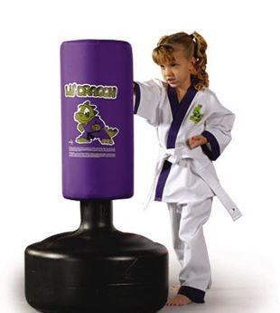 Fitness through martial arts