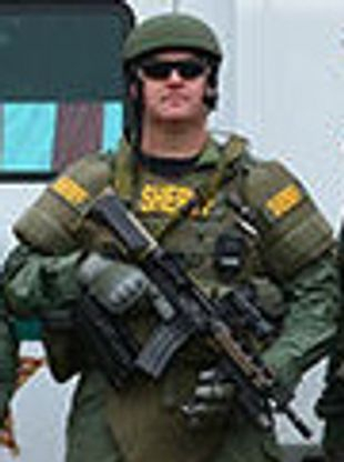 Chris Colson, SWAT, Lieutenant Polk County Sheriff's Office