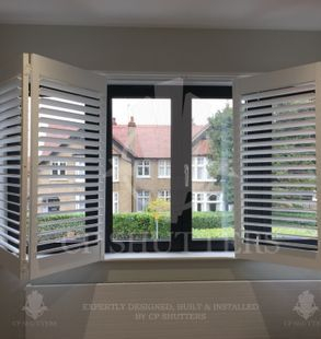 Bi-folding Shutters in Chelmsford, Essex by CP Shutters