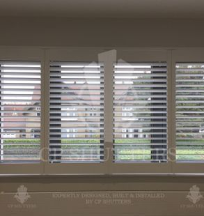 window shutter made from wood cp shutters