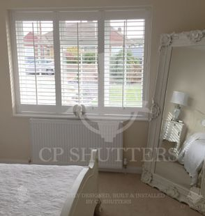 Built Shutters in Havering