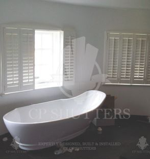 Bathroom Shutters in havering