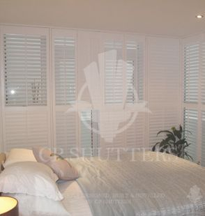 bedroom Shutters in havering